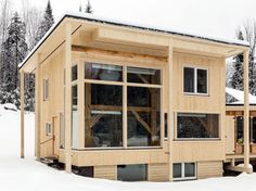 Vermont Passive House Builders | Montpelier Construction: Builders & Fine Woodworkers in Vermont
