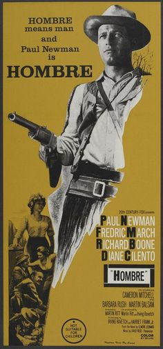 My favorite western movie, starring one of my favorite American actor - Paul Newman. I truly love this movie.
