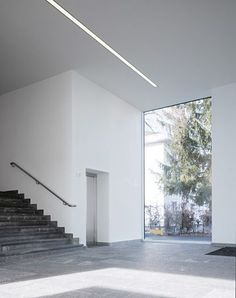 Oberstufenschulhaus Dubendorf - Peter Kunz Architecture