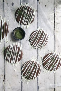 Danielle Oron reimagines the Thin Mint in all its homemade splendor.