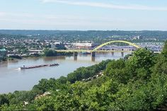 #OhioRiver #Cincinnati #Cincy #travel