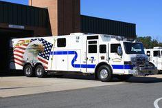 Saint Leonard Volunteer Fire Department and Rescue Squad - Calvert County, MD
