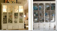 How To Build A Rustic China Cabinet