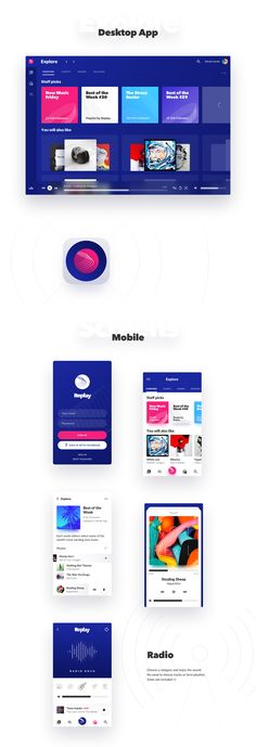 42 ideas music player design user interface behance for 2019 Ios App Design, Mobile Ui Design, User Interface Design, Design Web, Music App, Ui Design Inspiration, Application Design, Ui Web, Site Internet