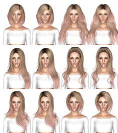 HAIR DUMP 7 by July Kapo for Sims 3 - Sims Hairs - http://simshairs.com/hair-dump-7-by-july-kapo/