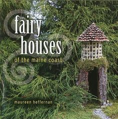 "The cultural phenomenon of ""fairy houses"" apparently originated spontaneously on a few Maine islands, but in recent years, these charming, wee shelters made from leaves, moss, twigs, stones, bark, shells, feathers, and other found items have caught the imaginations of parents and children everywhere. This book showcases outstanding examples of fairy houses made exclusively from natural materials and delves into the history and folklore associated with garden and woodland fairies. It also…"