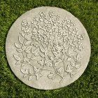 Campania International Nandina Floral Stepping Stone