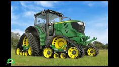 Largest farming equipment, modern agriculture technology, biggest tractor in the world New Holland Agriculture, Modern Agriculture, Agriculture Tractor, Farming, Agriculture Machine, Jd Tractors, John Deere Tractors, John Deere Equipment, Heavy Equipment