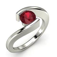 Gelbgold Finely Processed Inventive Ring 585 Mit Echten Steinen