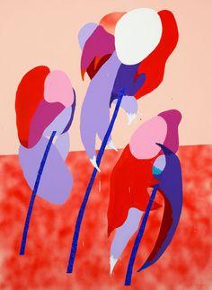 Ilk — Acrylic on canvas