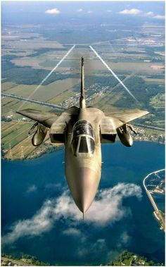 Fighter jet manufacturers often have teams of photographers and videographers to record images of the planes it produces. Military Jets, Military Aircraft, Air Fighter, Fighter Jets, Moto Cross, Transporter, Jet Plane, Royal Air Force, Tanks