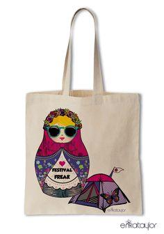 Festival Freak bag - Festival collection my erikataylor Reusable Tote Bags, Style Inspiration, Colorful, Facebook, Summer, Shopping, Collection, Fashion, Moda