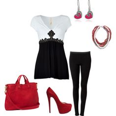 Weekend Out, created by jaidenne-winchester.polyvore.com