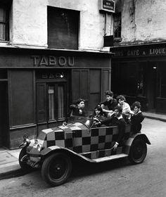Robert Doisneau. Paris 1948