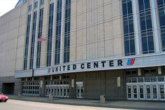 Stadion United Center o kapacitě 19 717 diváků