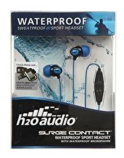 X-1 Surge Contact 2G Waterproof Headset This fantastic waterproof headphone system from X-1 will allow you to enjoy your music and answer your phone whilst having fun in and on the water! The latest waterproof speaker technology is combined http://www.MightGet.com/january-2017-13/x-1-surge-contact-2g-waterproof-headset.asp