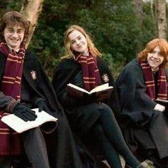 Friends Hogwarts