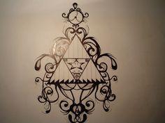 zelda tattoo star cameo by singleman23.deviantart.com on @DeviantArt gorgeous Zelda tattoo design by singleman23