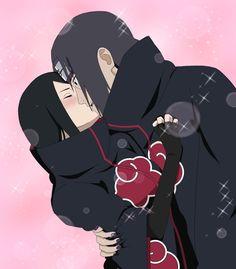 Itachi Uchiha Itachi Uchiha, Itachi And Izumi, Naruto Sasuke Sakura, Anime Naruto, Kakashi, Anime Oc, Anime Kiss, Manga Anime, Naruto Couples