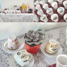 Chá retrô da Mel   Lápis de Noiva