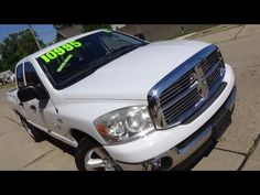 Cars for Sale: Used 2008 Dodge Ram 1500 Truck SLT for sale in Madison Heights, MI 48071: Truck Details - 461514454 - Autotrader