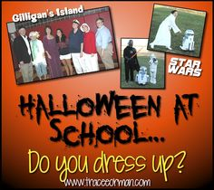 High School Teachers Halloween Cosumes
