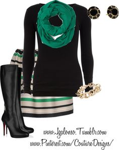 """""""Couture Chic Designs - Outfit"""" by jgalonso on Polyvore"""