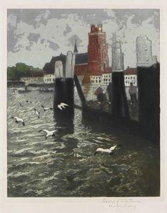 Fritz Thaulow ~**