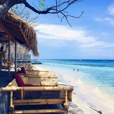 Gili Air. Gili Islands in Bali - Indonesia