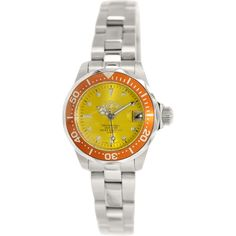 Invicta Women's Pro Diver 14097 Silver Stainless-Steel Quartz Watch
