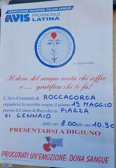 Donazione Sangue 19/05/2017 - Roccagorga