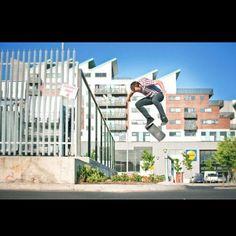 Conhuir Lynn - Backside flip