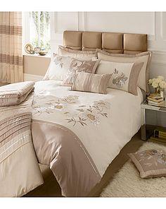 Sequin Floral Cushion