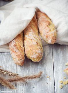 Baguettes Backen Rezept Paris