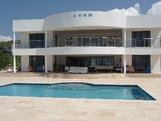 Curacao Villa Rental: New Luxury Oceanfront Villa With Homecinema And Private Beach | HomeAway Luxury Rentals