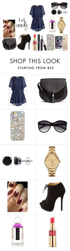 """ooo"" by nelssy-escalante-machacon on Polyvore featuring moda, Love Sam, Vince Camuto, BERRICLE, Lacoste, Charlotte Russe, Victoria's Secret, Yves Saint Laurent y POP"