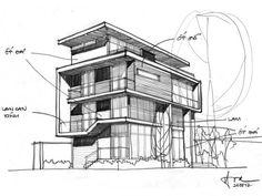 Block Architects - Biệt Thự F2