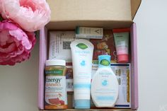 See What's Inside the Influenster Darling Voxbox! #gotitfree