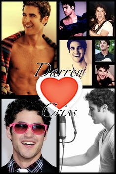 Darren Criss: the epitome of perfection.