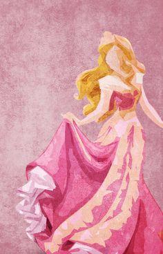 Sleeping Beauty inspired design.