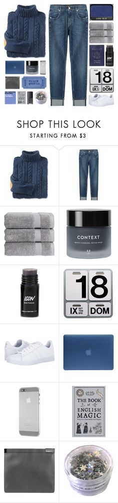 """「11.」"" by moonbeam-s on Polyvore featuring 7 For All Mankind, Christy, Context, Passport, Danese, adidas, Incase, OZAKI, NARS Cosmetics and CO"