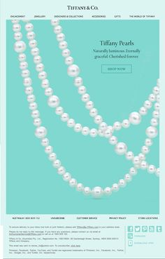 Perfectly Tiffany: Pearls