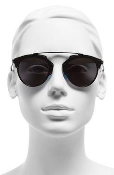 Dior 'So Real' 48mm Sunglasses | Nordstrom same sunglasses as tomas berdych's fiance ester satorova