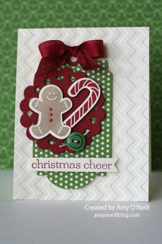 Christmas Cheer...Amy O'Neill