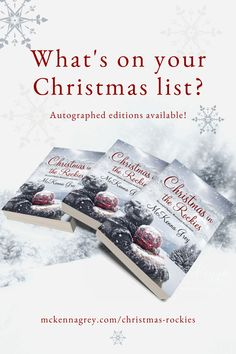 """What's on your Christmas list? """"Romance at its best. Another great read by McKenna Grey. I am never disappointed. Christmas Books, Christmas Gifts, Contemporary Romance Novels, Pen Name, Romance Books, Disappointed, Short Stories, Writing, Grey"""