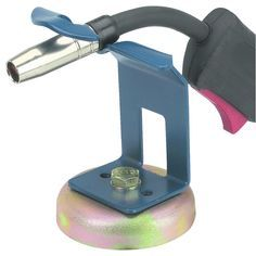 Magnetic TIG Welder Torch Stand TIG Welding Torch Holder Support Torches Cup