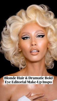 Black Makeup Looks, Makeup Eye Looks, Pretty Makeup, Skin Makeup, Goddess Makeup, Eye Makeup Designs, Dramatic Makeup, Aesthetic Makeup, Creative Makeup