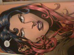 Melaka Fray in Joss Whedon's brilliant comic book