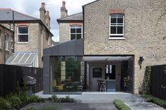 View full picture gallery of Dulwich House Extension Plans, House Extension Design, House Design, Extension Ideas, Interior Design Images, Interior Design Boards, External Wall Cladding, Dulwich Picture Gallery, Buying A Condo