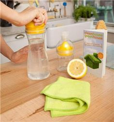 The Best Natural Cleaning Tips